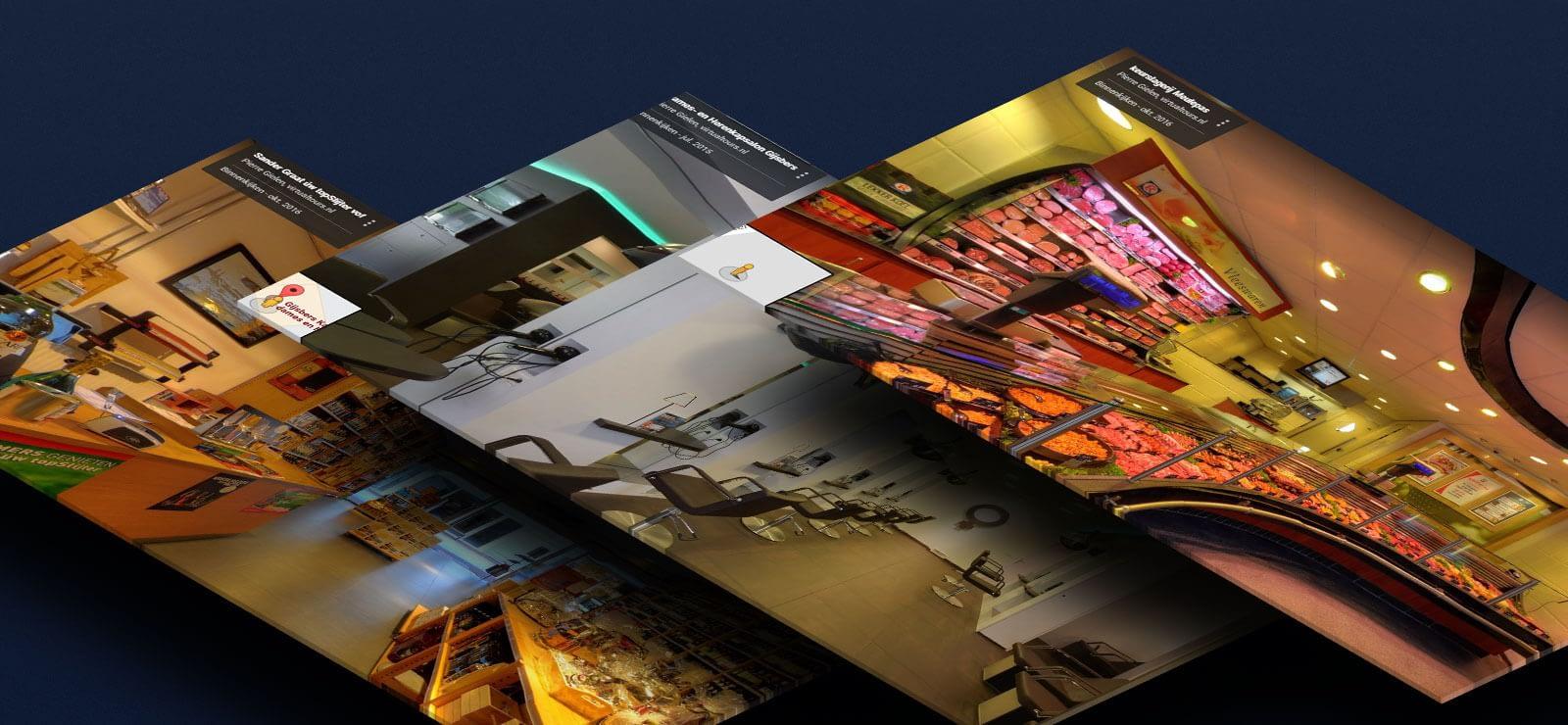 Streetview op jouw website